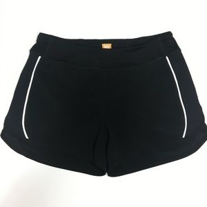 Lucy Black Running Shorts - Size XS